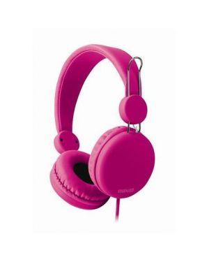 Cuffie con microfono spectrum pink Maxell 303643 4902580770877 303643