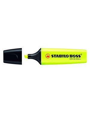 Evidenziatore stabilo boss giallo 70 - 24 70/24 4006381333627 70/24