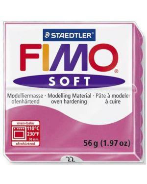 Fimo soft 57 g  lampone Fimo 8020-22 4006608809478 8020-22