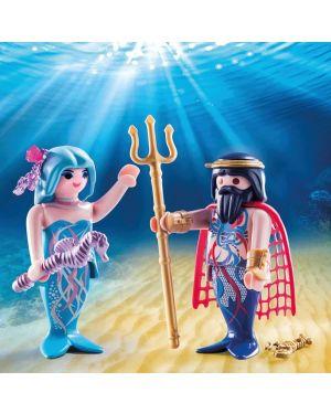 Re dei mari e sirena PlayMobil 70082 4008789700827 70082