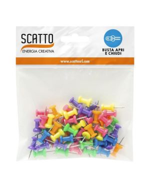 Bl spilli cartogr. col.fluo Scatto 149 8027217540909 149-1