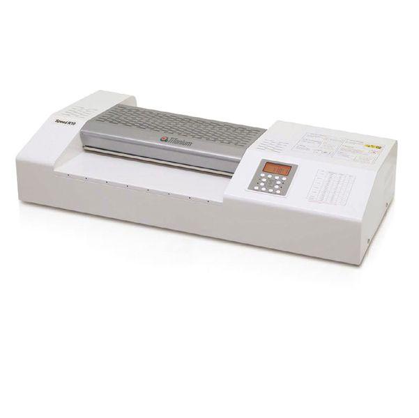 Plastificatrice SpeedLine 10R A3 Titanium Cod. PLR10-TI 8025133038302 PLR10-TI_68531 by Titanium