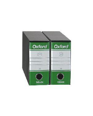 Registratore oxford g81 verde Esselte 390781180 8004157741184 390781180