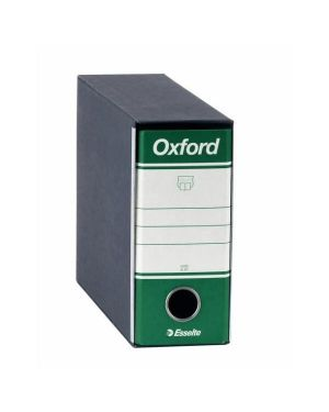 Registratore oxford g81 verde Esselte 390781180 8004157741184 390781180