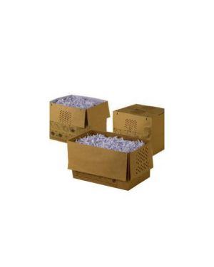 20 sacchi carta riciclabili per distruggidocumenti 32lt rexel 1765031EU_68676