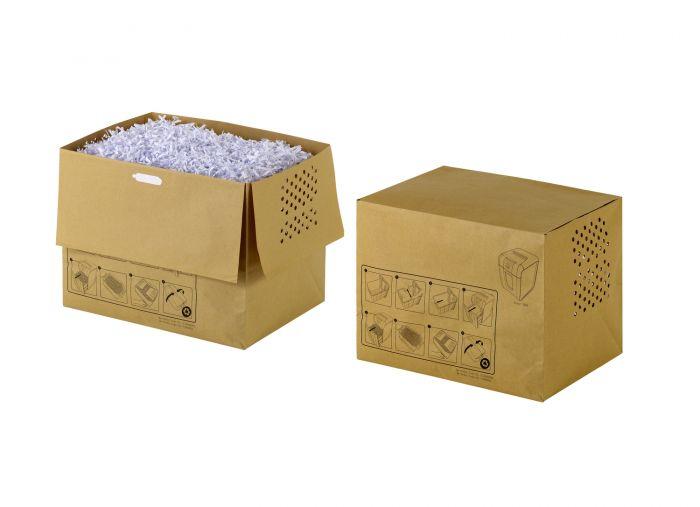 20 sacchi carta riciclabili per distruggidocumenti 40lt rexel 1765029EU 5028252316354 1765029EU_68677 by Esselte
