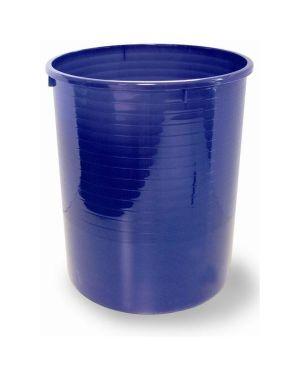 Cestino  blu opaco 20lt Arda 4114AA 8003438041388 4114AA