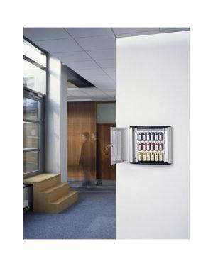 Cassetta key box 18 posti silver Durable 1951-23 4005546103730 1951-23_68839 by Esselte