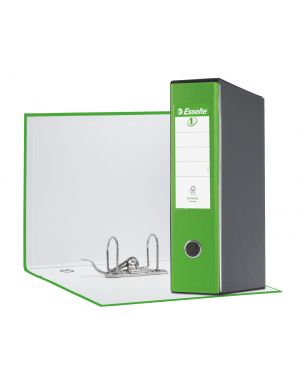 Registratore eurofile g55 verde vivida dorso 8cm f.to protocollo esselte 390755940 8004157755945 390755940_68919