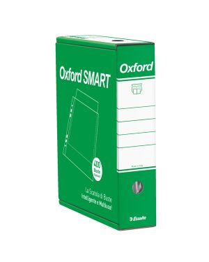 Scatola 4x100 buste forate 22x30 b.a. standard oxford smart esselte 391098300 8004157098301 391098300_68948