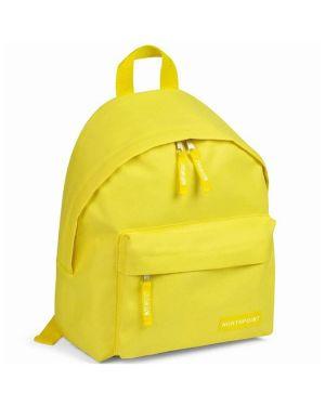 Mini zaino giallo cm. 25 x30 x16 Niji 5531-G  5531-G