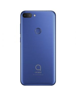 Alcatel 1s 5 5  metallic blue Alcatel 5024D-2BALWE2 4894461796260 5024D-2BALWE2