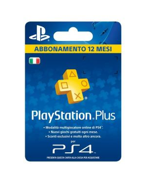 Playstation plus card hang 365 days Sony 9808343 711719808343 9808343