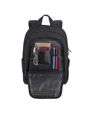 Nx-canvas backpack 15.6  black Rivacase 7560BK 4260403570043 7560BK
