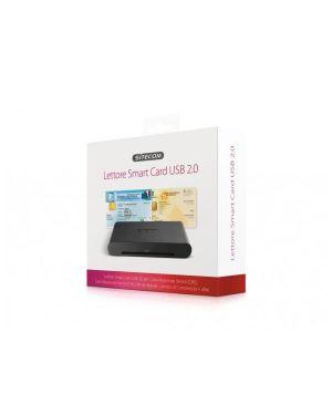 Usb 2.0 id card reader -italian Sitecom MD-064IT 8716502030194 MD-064IT-1