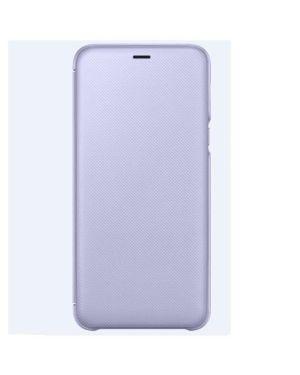 Wallet cover violet a6 Samsung EF-WA605CVEGWW 8801643324575 EF-WA605CVEGWW