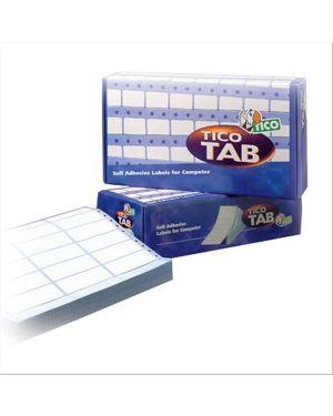 Etich.dim.89x23.5 c.doppia  singolo Tico TAB2-0892 8007827150248 TAB2-0892