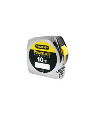 Flessometro powerlock 10mt stanley M33442_70725