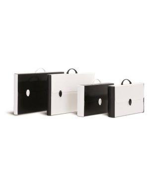Valig hardox 28x43x8.5 black white Balmar 2000 PF14254/RB&W 8010151003227 PF14254/RB&W