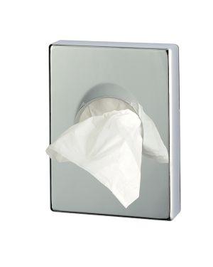 Dispenser per sacchetti igienici in abs cromato 130002 8033433774431 130002_70963