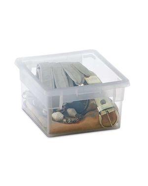 Contenitore multiuso 17,8x20,4x h10cm - 2,5lt light box s - 2 1001970 8005646019708 1001970_71053 by Terry