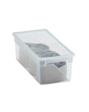 Contenitore multiuso 17,8x39,6x h13,2cm   7lt light box s 1001378_71056