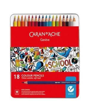 school line acquarellabili met Caran D'Ache 1290318 7630002330756 1290318 by No