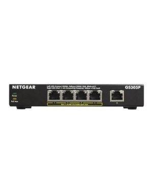 5pt gige unmanaged sw 300-series Netgear GS305-300PES 606449140095 GS305-300PES