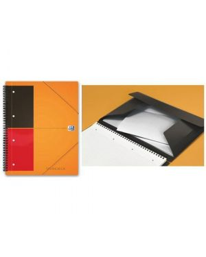 Blocco meetingbook a4  5mm Oxford 100100362S 3020120017013 100100362S