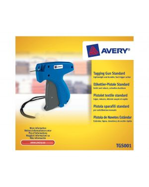 Pistola sparafili standard avery TGS001 5014702023446 TGS001_71222 by Esselte