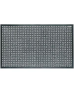 Zerbino in gomma entrance nero 91x153cm velcoc ZGENTR9115_71234