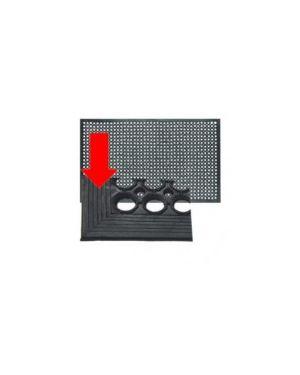 Erbino in gomma entrance nero 91x153cm velcoc ZGENTR9115_71234