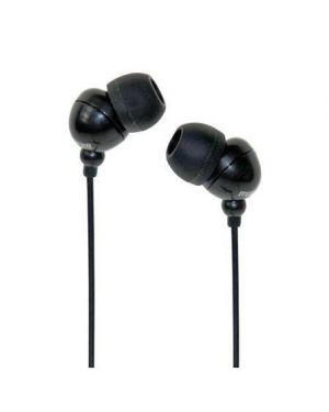 Auricolari microfono black plugz  f Maxell 303759 4902580771898 303759