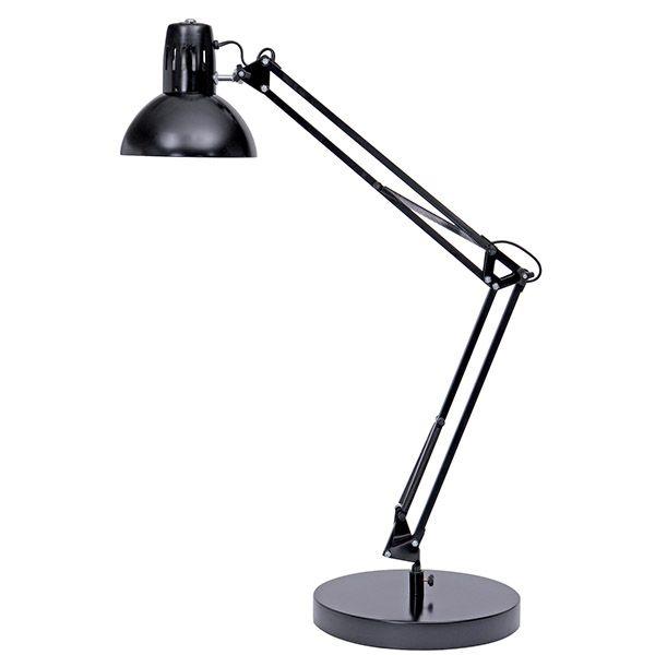 Lampada Da Tavolo Architect Nero Alba Archi N