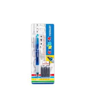 Bl penna primary    4 cartucce Carioca 43248 8003511432485 43248