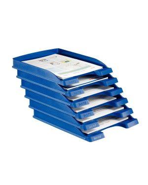 Portacorrisp plus slim blu Leitz 52370035 4002432374847 52370035