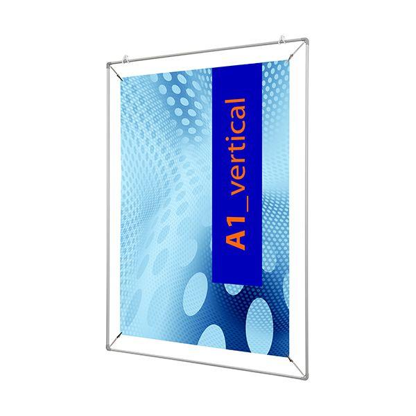 Cornice con pinze x f.to 50x70cm poster stretch PSO50x70 71594. PSO50x70_71594 by Studio T