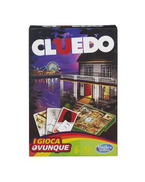 Travel cluedo Hasbro B0999103 5010994868048 B0999103
