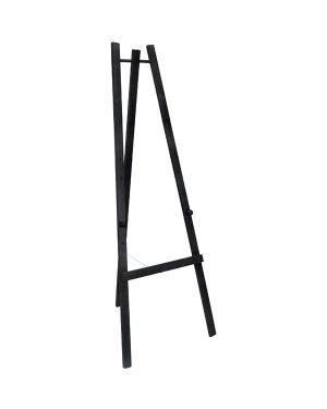 Cavalletto in legno nero h165cm securit EZL-BL-165_71635 by Esselte