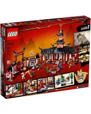 Il monastero spinjitzu Lego 70670 5702016367508 70670