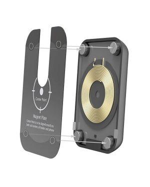 Wl magnetic car holder bk Celly GHOSTCHARGEBK 8021735748298 GHOSTCHARGEBK