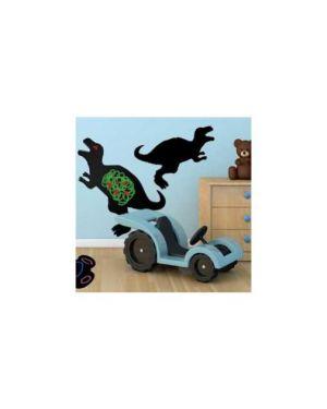 Lavagna da parete 'dinosauro' silhouette securit FB-DINO_71663