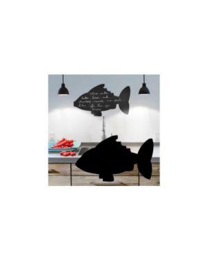 Lavagna da parete 'pesce' silhouette securit FB-FISH_71664
