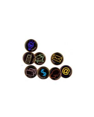 Set 8 magneti to do icons quartet 1903877_71675