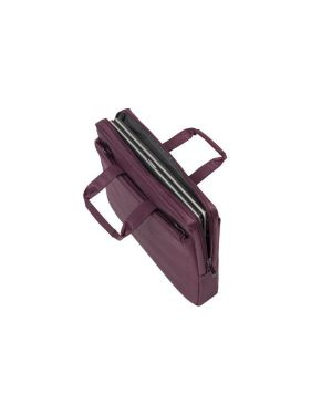 Purple laptop bag 15 6 Rivacase 8231PRL 6901868082310 8231PRL