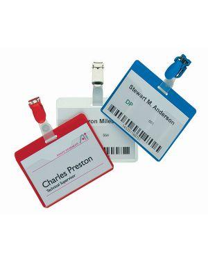 25 portanome tasca aperta 60x90mm blu durable 8106-06 4005546805597 8106-06_71687