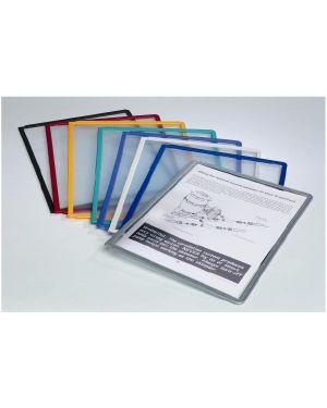 Pack 5 pannelli sherpa nero x leggii vario durable 5606-01 4005546501314 5606-01_71693