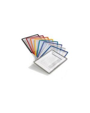 Pack 5 pannelli sherpa blu x leggii vario durable 5606-07_71695
