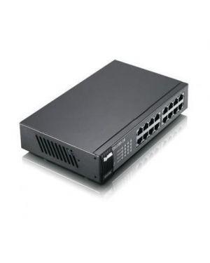 Switch 16 porte 10 - 100mbit poe 130w Zyxel ES1100-16P-EU0102F 4718937560882 ES1100-16P-EU0102F