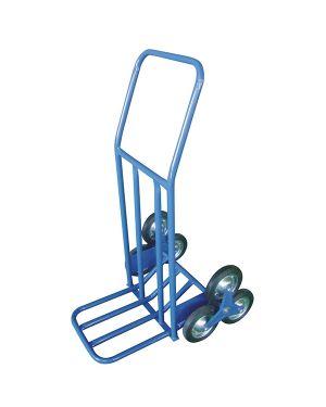 Carrello portatutto c - ruote per scale portata max 120kg HT 0101 8032937533988 HT 0101_71783